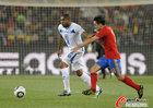 图文:西班牙2-0洪都拉斯 帕拉西奥斯防守