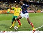 图文:法国1-2南非 加拉对决皮纳尔
