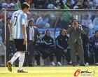 图文:阿根廷4-1韩国 老马呼叫迪马利亚