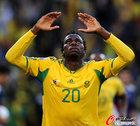 图文:法国1-2南非 库马洛成功了
