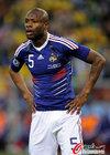 图文:法国1-2南非 加拉不知所措