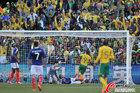 图文:法国1-2南非 穆费拉破门