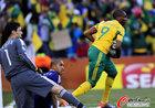 图文:法国1-2南非 穆费拉再度进球