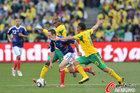图文:法国1-2南非 里贝里神勇突破