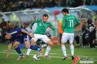 图文:法国0-2墨西哥 托拉多勾倒对手