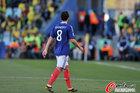 图文:法国1-2南非 古尔库夫下场