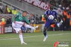 图文:法国0-2墨西哥 萨尼亚控球