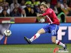 塞尔维亚1-2负回放 克拉西奇射门瞬间