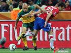 塞尔维亚1-2负回放 双方拼抢激烈