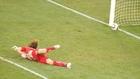 图文:斯洛伐克3-2意大利 马尔凯蒂鞭长莫及