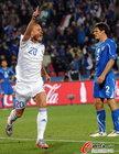 图文:斯洛伐克3-2意大利 科普内克庆祝