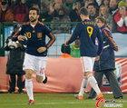 图文:智利1-2西班牙 小法替换托雷斯