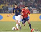 图文:智利VS西班牙 布斯克茨直传