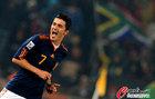 图文:智利1-2西班牙 比利亚怒吼