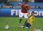 图文:葡萄牙0-0巴西 西芒突破