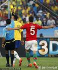 图文:巴西VS葡萄牙 精彩瞬间(1)