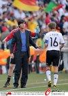 图文:德国4-1英格兰 勒夫与拉姆