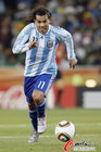 图文:阿根廷3-1墨西哥 特维斯前进
