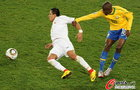 图文:巴西3-0智利 拉米雷斯拉拽