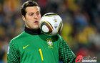 图文:巴西3-0智利 塞萨尔停球
