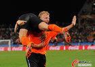 高清:斯内德传射 荷兰2-1斯洛伐克顺利晋级
