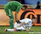 图文:荷兰2-1斯洛伐克 扎巴夫尼克表情痛苦