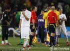 图文:巴西3-0智利 卡莫纳显沮丧