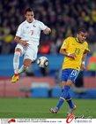 图文:巴西3-0智利 桑切斯停球