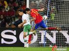 图文:西班牙1-0葡萄牙 布斯克茨防守紧密