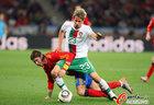 图文:西班牙1-0葡萄牙 科恩特劳受阻