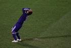 日本球员痛哭离场