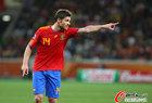 图文:西班牙1-0葡萄牙 阿隆索指挥