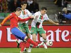 图文:西班牙1-0葡萄牙 托雷斯劲射