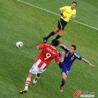 图文:巴拉圭5-3日本 圣克鲁斯前进