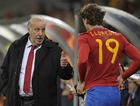 图文:西班牙1-0葡萄牙 略伦特上场