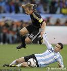 图文:阿根廷0-4德国 拉姆插上助攻