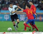 图文:德国0-1西班牙 克洛泽强突