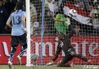 阿布鲁命中,锁定胜局,乌拉圭5比3击败加纳
