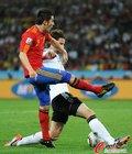 图文:德国0-1西班牙 比利亚劲射