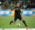 图文:加纳0-1德国 特罗肖夫斯基带球