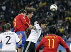 德国vs西班牙 普约尔进球