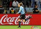 图文:乌拉圭2-3荷兰 弗兰狂奔