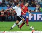 图文:德国0-1西班牙 特罗肖夫斯基前进