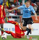 高清:乌拉圭5:3加纳 吉安失绝杀点球