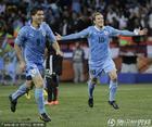 乌拉圭2-3德国 弗兰庆祝进球(11)