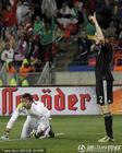 乌拉圭2-3德国 扬森庆祝进球
