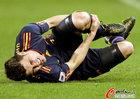 图文:荷兰0-1西班牙 比利亚痛苦无比
