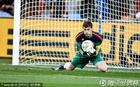 2010年7月11日,南非约翰内斯堡,2010世界杯决赛,西班牙VS荷兰。