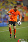 图文:荷兰VS巴西 范德维尔停球