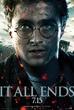 《哈利・波特与死亡圣器(下)》角色海报 美国